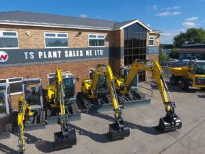 New Plant Equipment